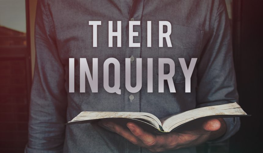 Their Inquiry