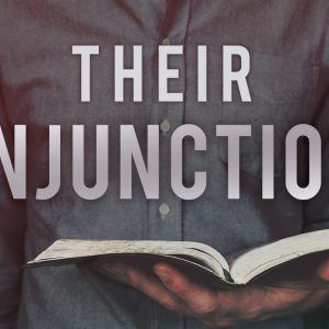 Their Injunction