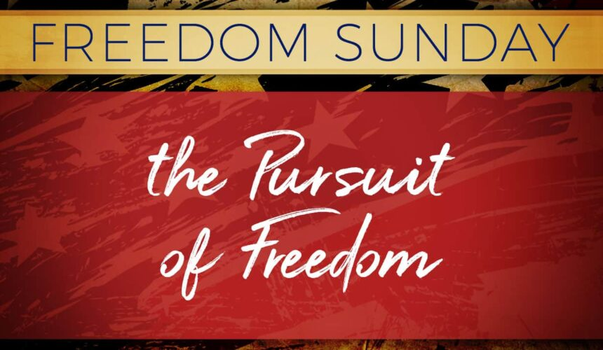 The Pursuit of Freedom