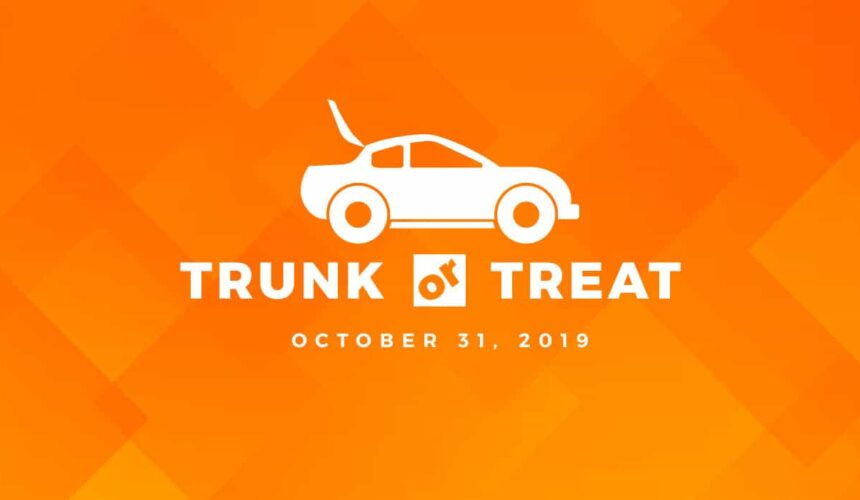 Trunk or Treat Family Event