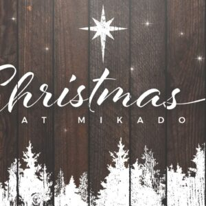Christmas At Mikado