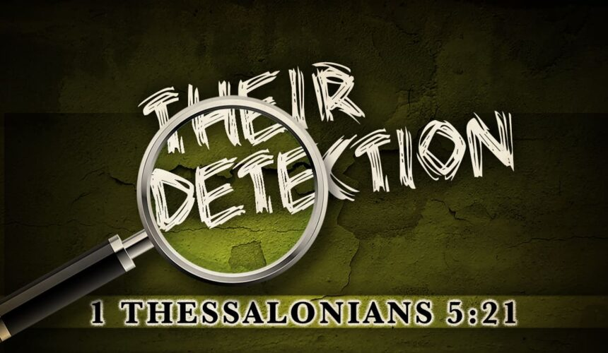Their Detection