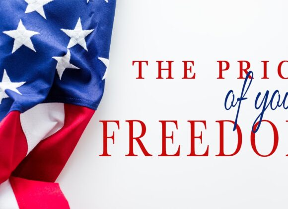 The Price of Your Freedom