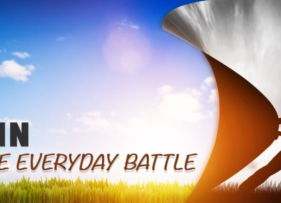 Sin The Everyday Battle